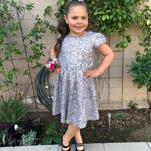 Girls Sparkly Dress